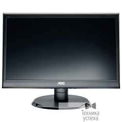 "LCD AOC 18.5"" E950SWDAK/ (01) Black TN LCD, Wide, 1366x768, 5ms 170° / 160° D-Sub, DVI"