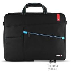 CROWN CMB-557  Сумка для ноутбука  (black) 15,6