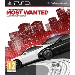 Диск для приставки PS3: Need for Speed: Most Wanted (a Criterion Game) (русская версия)