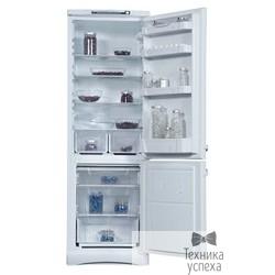 INDESIT Холодильник SB 185.027 60x66.5x185 см, 339 л, капельная система разморозки, двухкамерный, морозильная камера снизу, белый