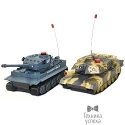 Радиоуправляемый танковый бой (ИК)