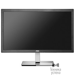 "LCD AOC 23.6"" i2476Vwm/<wbr>01 Black-Silver IPS LED 6ms 16:9 2xHDMI DispPort M/<wbr>M 50M:1 250cd"