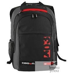 """CROWN CMBPV-315B Рюкзак для ноутбука  (Vigorous Series) black 15,6"""""""