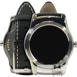"Умные часы LG W150 Watch Urbane,  4Гб,  1.3"" P-OLED 320 х 320,  BT,  серебристый черный [lgw150. acissv]"