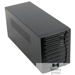 3Cott ИБП 3C-1200-MCSI 1200VA/<wbr>720W линейно-интерактивный (метал. корпус, 3-х ступенчатый AVR,2*IEC+2*Shuko) 0280495