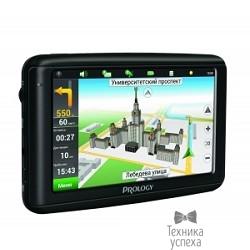 """Навигатор Автомобильный GPS Prology iMAP-7100 черный 7"""" 800x480 4Gb microSD Navitel"""