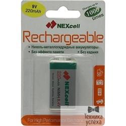 Аккумуляторы AA/<wbr>AAA/<wbr>9V Nexcell