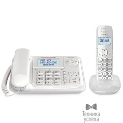TEXET TX-D7055A Combo белый